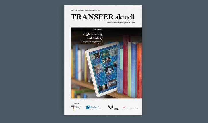 transfer aktuell  ·  magazin